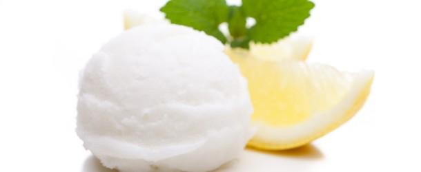 La ricetta del sorbetto al limone